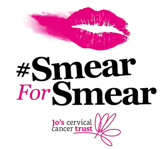 Help raise awareness of cervical cancer by supporting the #SmearForSmear campaign